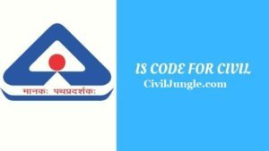 IS Code for Civil Engineer [Q&a]