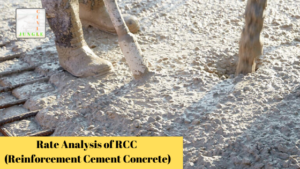 Rate Analysis of RCC