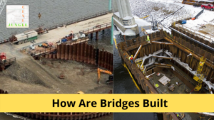 How Are Bridges Built