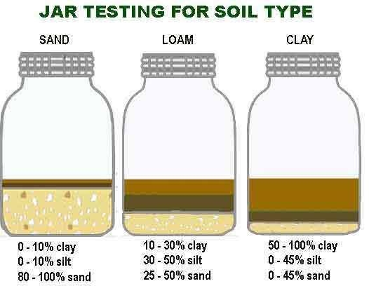 Type of Sand Test