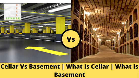 Cellar Vs Basement
