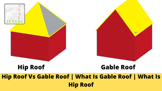 Hip Roof Vs Gable Roof What Is Gable Roof What Is Hip Roof