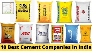 10 Best Cement Companies In India