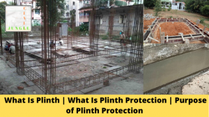 What Is Plinth | What Is Plinth Protection | Purpose of Plinth Protection