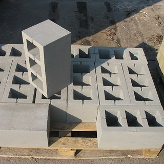 Cinder Block Properties