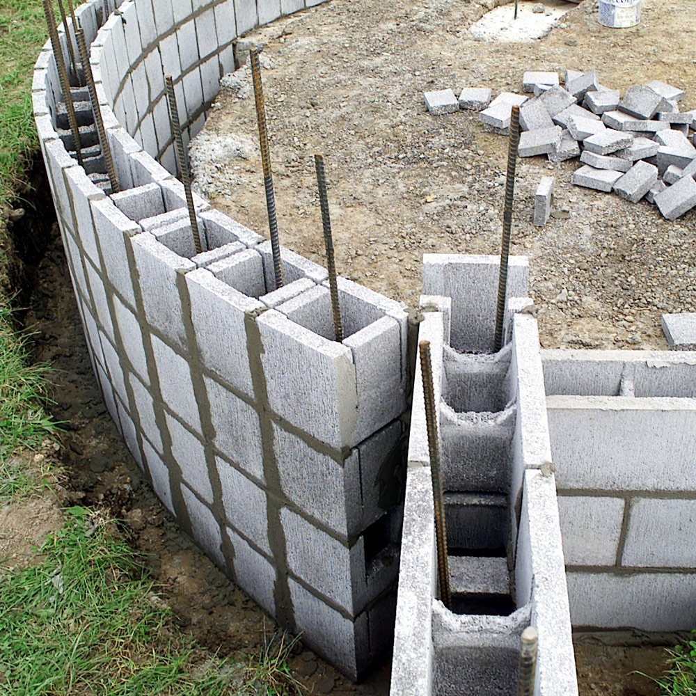 Advantages of Cinder Block Walls