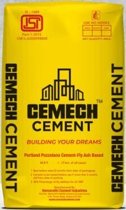 Portland Pozzolana Cement (Fly ash based)