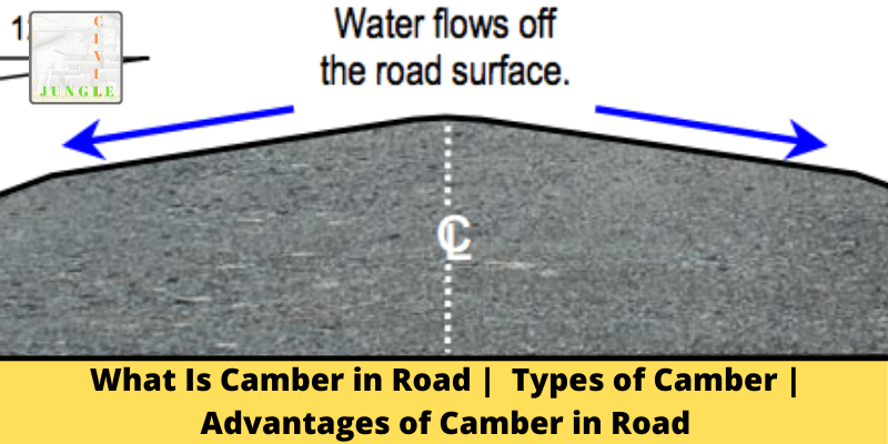 Camber in Road