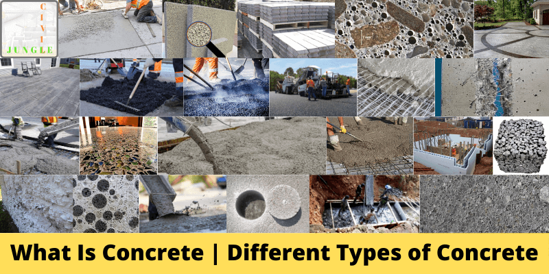 What Is Concrete _ Different Types of Concrete