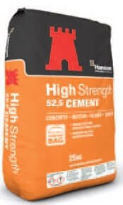 Very High Strength Cement