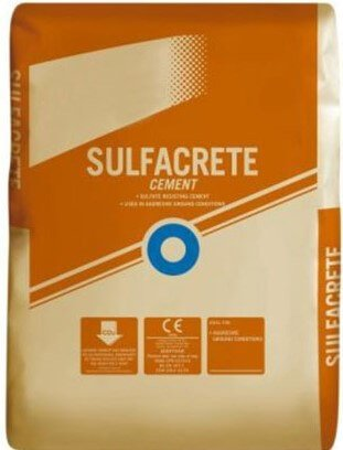 Super Sulphated Cement