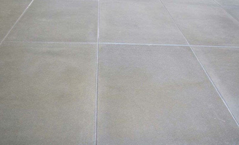 Cement-Concrete Flooring.