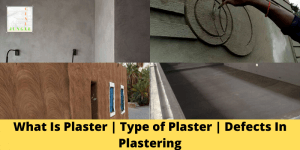 Type of Plaster