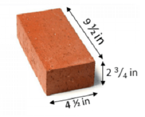 Standard Brick Size Weight Standard Brick Size With Shape Brick Types Specification Based On Application