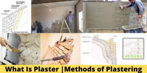 Methods of Plastering