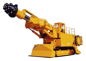 Road Header Machine