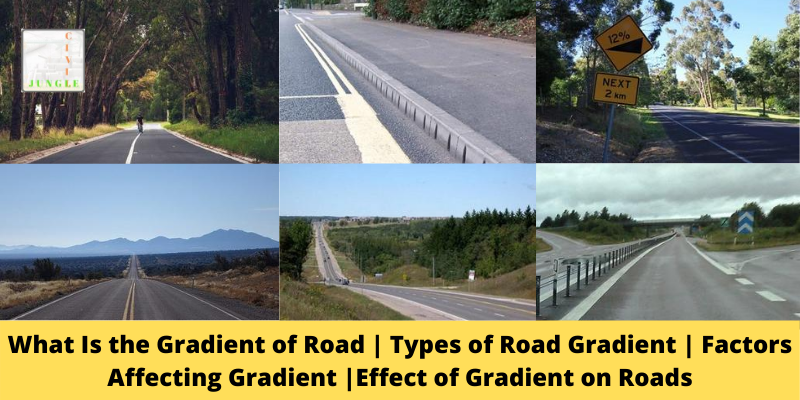 _Gradient of Road