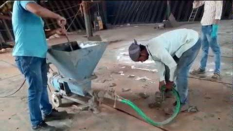 Cement Sand Grouting