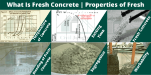 What Is Fresh Concrete