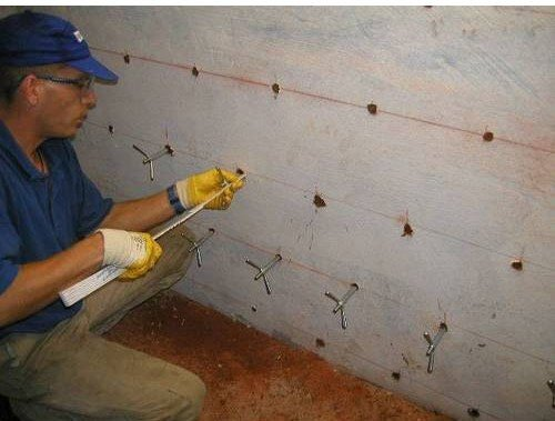 injection grouting waterproofing