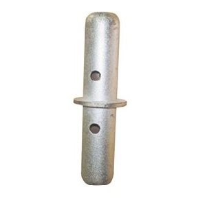 scaffolding spigot pin connector