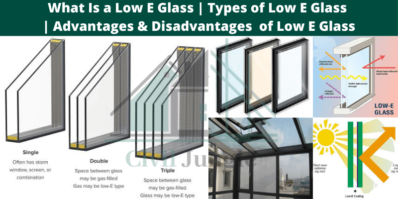 What Is a Low E Glass