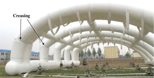 Air Inflated Pneumatic Structures