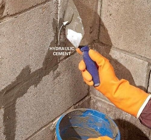 How Does Hydraulic Cement Works