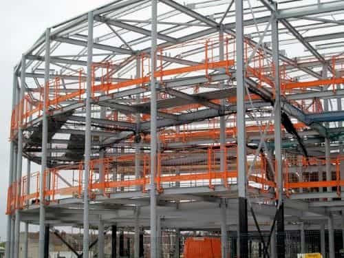Advantages of Steel Beam Construction