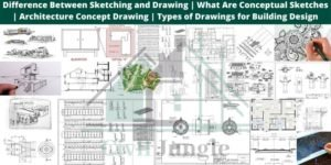 Difference Between Sketching and Drawing