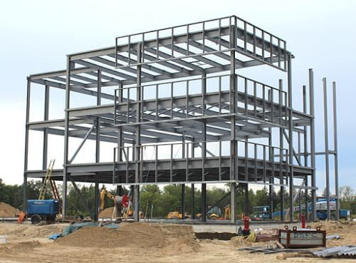 What Is Steel Structure Building