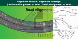Alignment of Road
