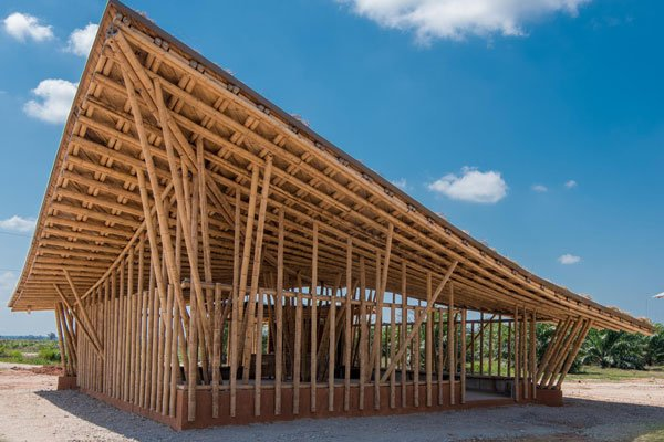 Bamboo Uses in Construction