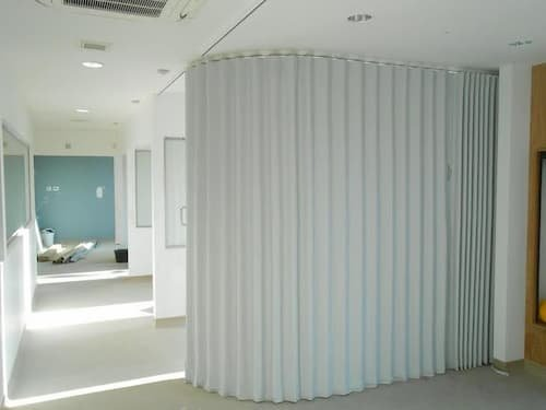 G.I. Sheet Partition Wall