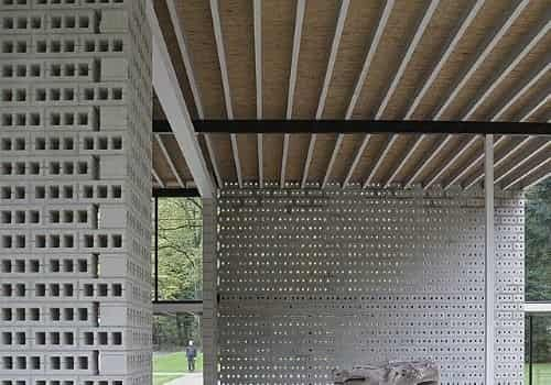 Hollow Clay Brick Partition Wall