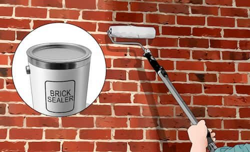 How to Seal Brick Wall