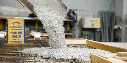 Portland Cement Uses