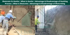 Shotcrete Vs Gunite