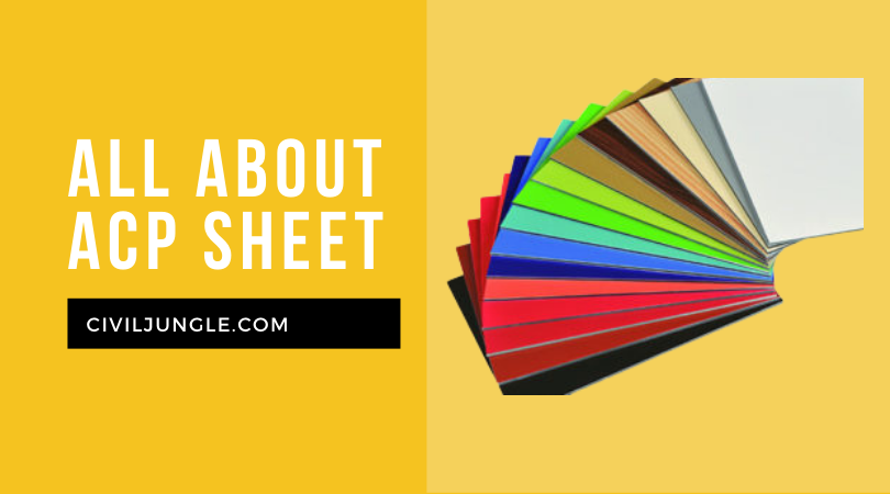 All About ACP Sheet