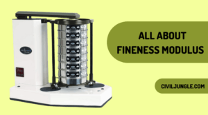 All About Fineness Modulus
