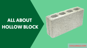 All About Hollow Block