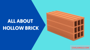 All About Hollow Brick