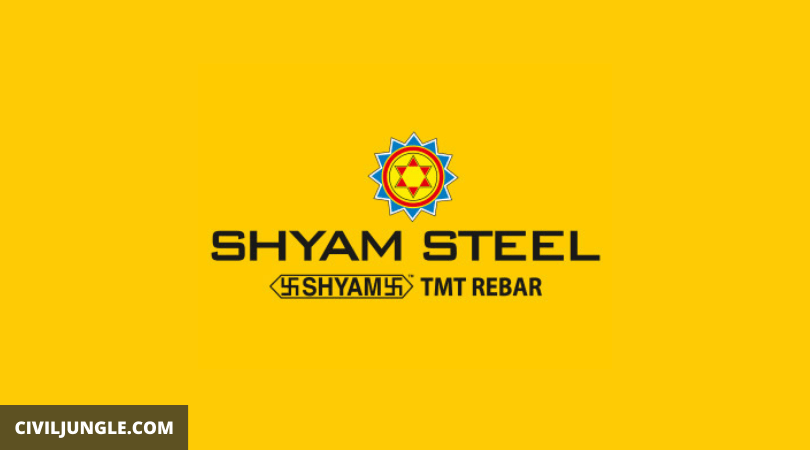 All About Shyam Steel Industries Ltd
