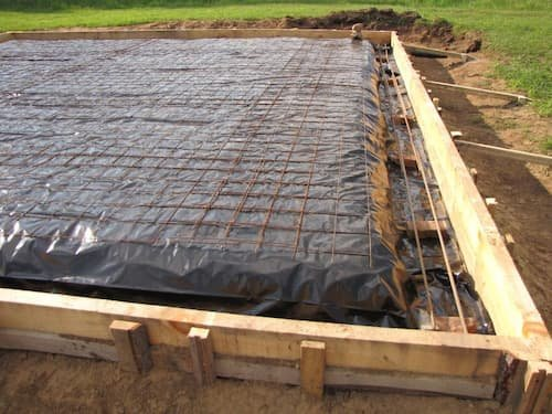 How to Form a Monolithic Slab