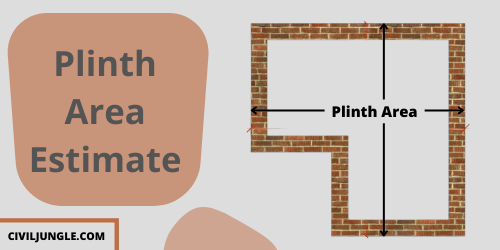Plinth Area Estimate