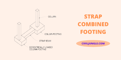 Strap Combined Footing