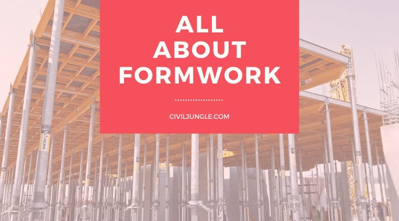 all about Formwork
