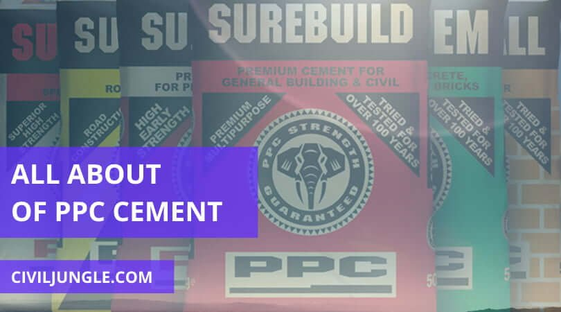 ALL ABOUT OF PPC CEMENT