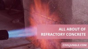 All About of Refractory Concrete