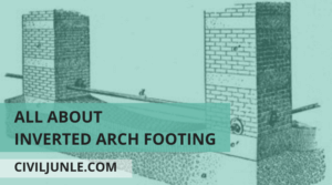 ALL ABOUT inverted arch footing